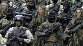 Ejércitos con más personal militar activo de América Latina en 2019