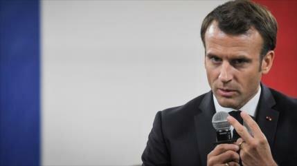 Macron: Medida de EEUU sobre Golán agrava tensiones regionales