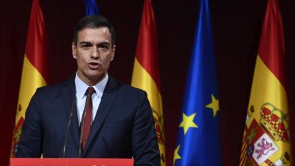 Sánchez alerta: Quiebra unilateral llevaría a otro 155 en Cataluña
