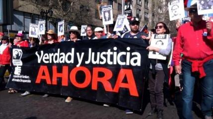 Advierten intentos para liberar a agentes de la dictadura chilena