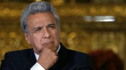 Fiscalía ecuatoriana abre indagaciones contra Moreno por Corrupción