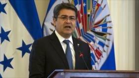 Honduras condena 'políticas contradictorias' del Gobierno de EEUU