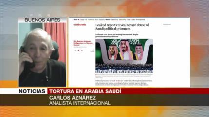 'Masiva tortura de presos podría sacar del poder a Bin Salman'