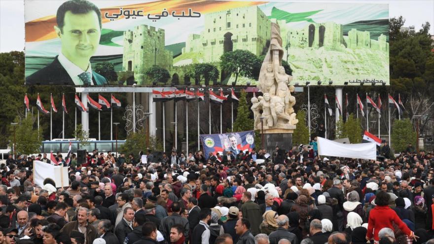 Sirios denuncian el robo de la identidad árabe del Golán por EEUU