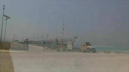 Video: Emiratíes erigen un puerto en la isla yemení de Socotra