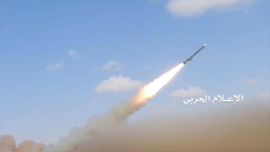 Yemen ataca con siete misiles posiciones militares en Arabia Saudí | HISPANTV