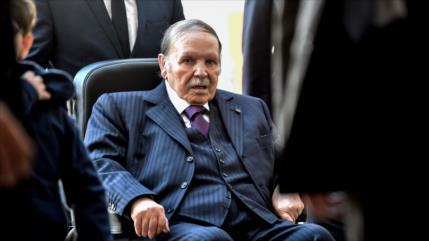 TV argelina: Buteflika prepara su dimisión por motivos de salud