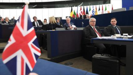 Juncker: Paciencia de la UE con Londres por el Brexit se acaba