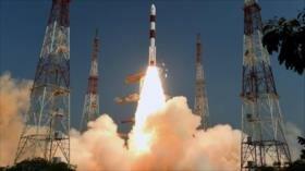 Vídeo: La India lanza un satélite espía de próxima generación