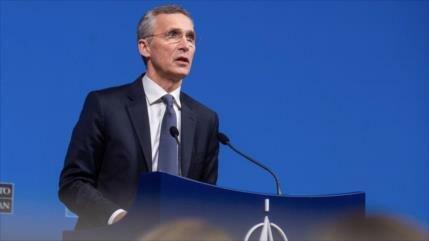OTAN enviará buques al mar Negro para reforzar apoyo a Ucrania