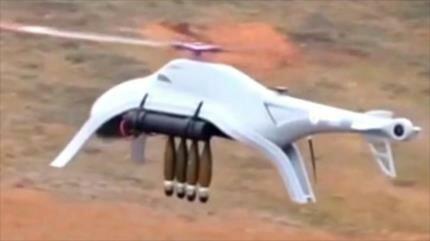 Vídeo: China prueba con éxito su dron-helicóptero bombardero