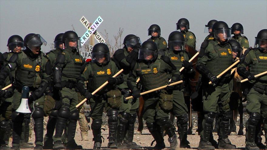 EEUU aumenta el número de su personal en la frontera con México   HISPANTV