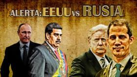 Detrás de la Razón; Guerra en América: EEUU vs Rusia, Trump mueve portaaviones nuclear y Putin, militares