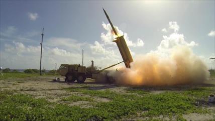 El Pentágono finaliza venta de sistemas de THAAD a Arabia Saudí