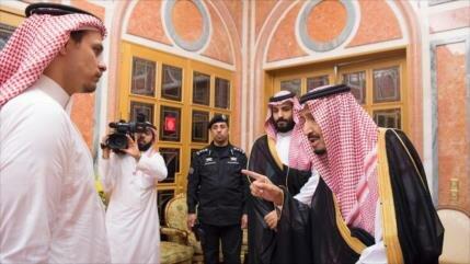 Riad paga millones de dólares a hijos de Khashoggi por su silencio