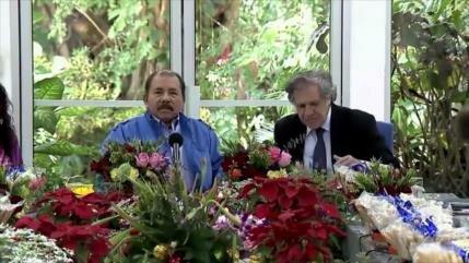 Daniel Ortega descarta adelanto de elecciones en Nicaragua