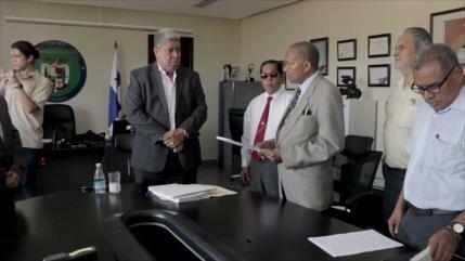 Denuncian penalmente a presidente y canciller de Panamá