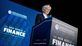 El FMI advierte de ralentización de economía mundial por tensiones