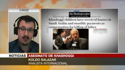 Riad compra el silencio de los hijos del asesinado Khashoggi