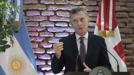 Macri: los argentinos reclaman soberanía de las islas Malvinas
