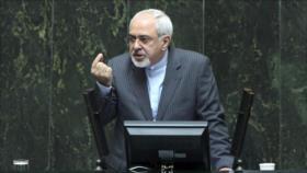 Zarif denuncia 'fake news' de Pompeo sobre inundaciones en Irán