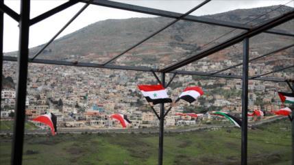 Israel planea desplegar 250 000 colonos en los altos del Golán
