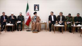 Líder de Irán llama a tomar medidas necesarias ante inundaciones
