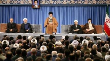 """""""EEUU se convirtió en enemigo de Irán por su lucha contra el mal"""""""