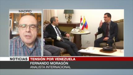 """""""EEUU busca estrangular a Venezuela con el aumento de presiones"""""""