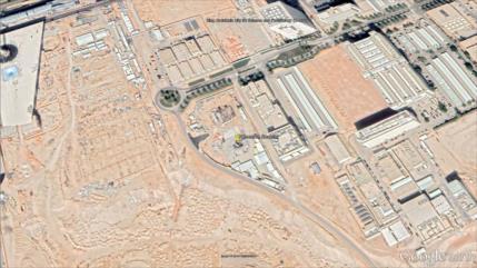 Fotos satelitales revelan primer reactor nuclear de Arabia Saudí