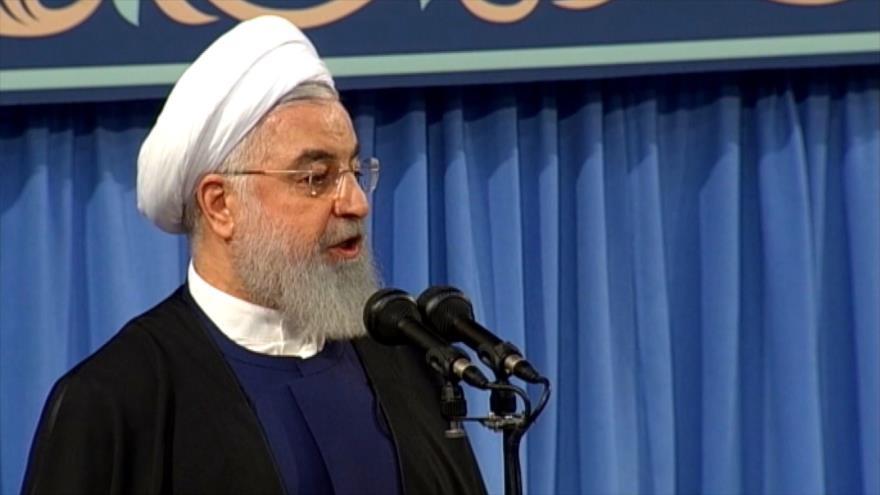 Irán reitera su rechazo a la decisión de Trump sobre el Golán