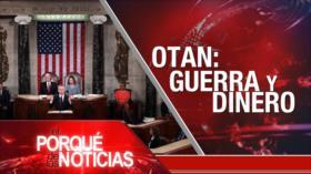 El Porqué de las Noticias: Colonialismo israelí. Elecciones de España. Aniversario de la OTAN