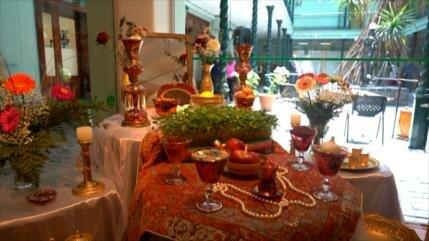 Exponen arte persa en Uruguay como parte de celebración de Noruz