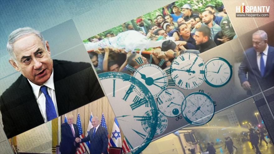 10 Minutos: Curioso caso de Benjamín Netanyahu
