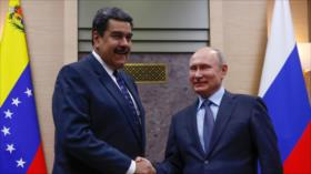 Rusia solo reconoce a Maduro como presidente de Venezuela