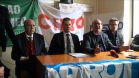 Gobierno italiano aplica duros recortes en las pensiones