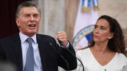 '70% de argentinos no quiere que Macri siga siendo el presidente'