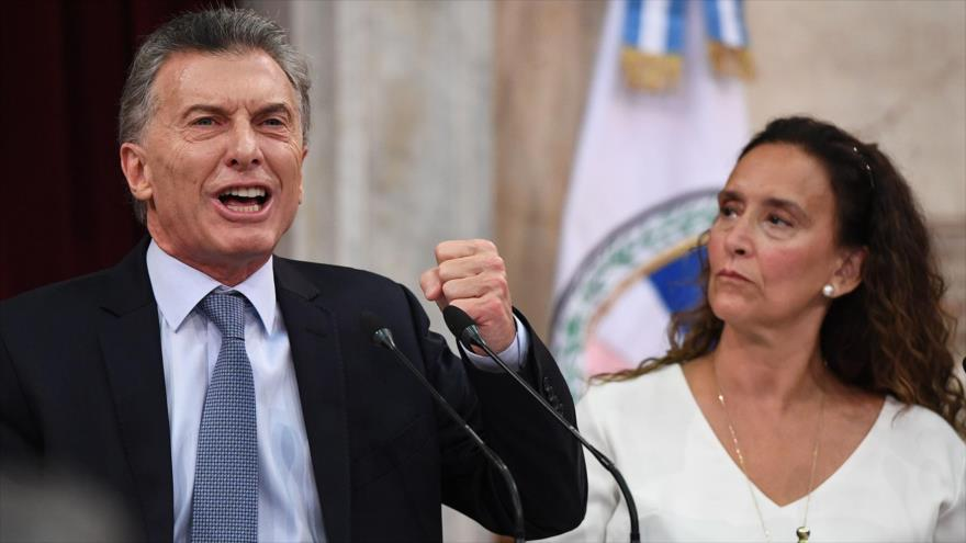 '70% de argentinos no quiere que Macri siga siendo el presidente' | HISPANTV