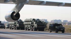Erdogan: Turquía finaliza compra de sistemas S-400 de Rusia