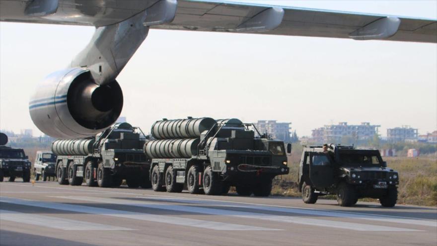 Erdogan: Turquía finaliza compra de sistemas S-400 de Rusia | HISPANTV