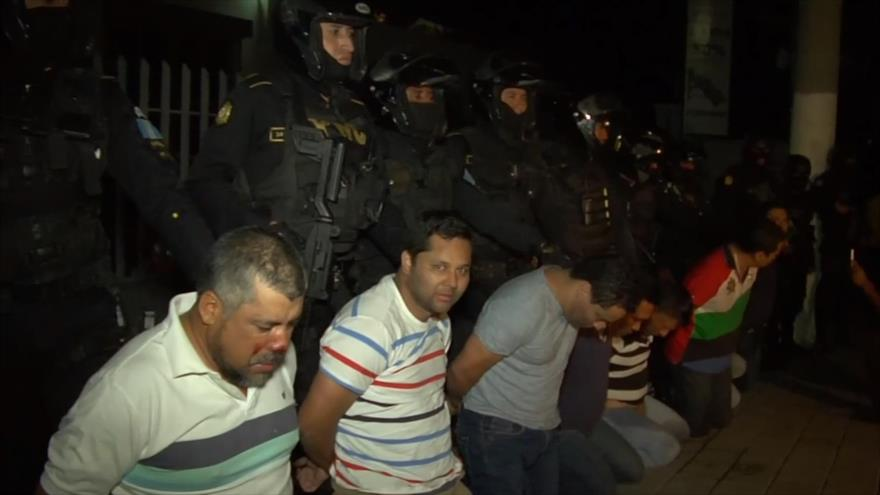 Corrupción en la Policía de Guatemala no se reduce a mandos bajos