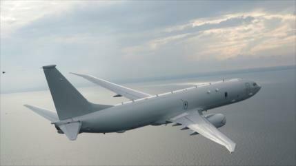 Un avión de EEUU realiza vuelo de reconocimiento cerca de Crimea