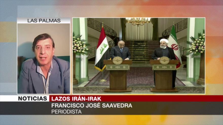 Estrechos vínculos entre Irán e Irak son un mensaje para EEUU | HISPANTV