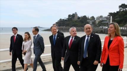 Francia sobre el Brexit: 'Es hora de que esta situación acabe'