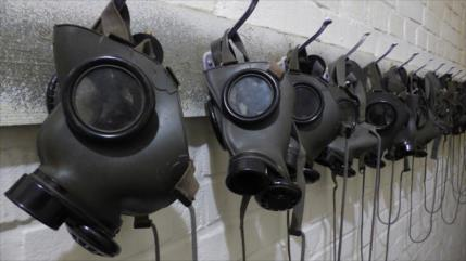 Siria: Complot de armas químicas para encubrir ataques terroristas