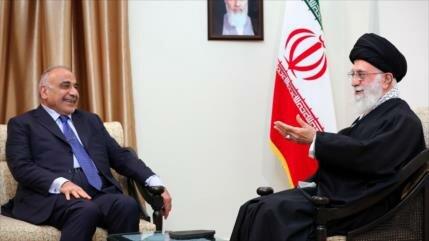 Líder iraní pide a Irak que expulse a las fuerzas de EEUU