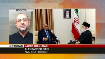 Nagi: EEUU y OTAN planean recuperar protagonismo en Oriente Medio
