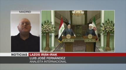 Fernández: Los iraquíes reconocen que están en deuda con Irán