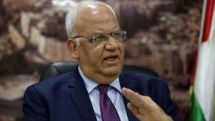OLP: Israel viola el derecho internacional con el apoyo de EEUU