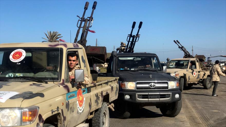 "Trípoli ve ""guerra sin ganador"" aventurerismo militar de Haftar | HISPANTV"